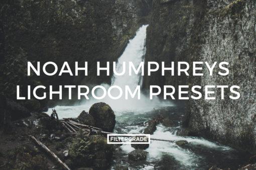 Featured Noah Humphreys Lightroom Presets
