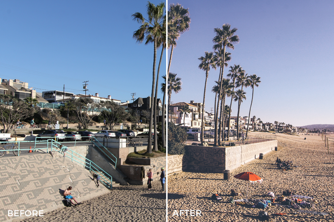 3 Alexander Zhuk Summer LA Lightroom Presets - FilterGrade Marketplace