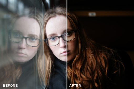 3 David Pordan FilmEffects Lightroom Presets - FilterGrade Marketplace