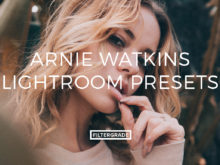Featured Arnie Watkins Lightroom Presets - FilterGrade Marketplace