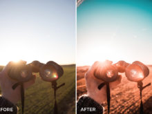4 Nico Hoppe Cool Tones Lightroom Presets