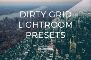 Featured Dirty Grid Lightroom Presets - Filtergrade Marketplace