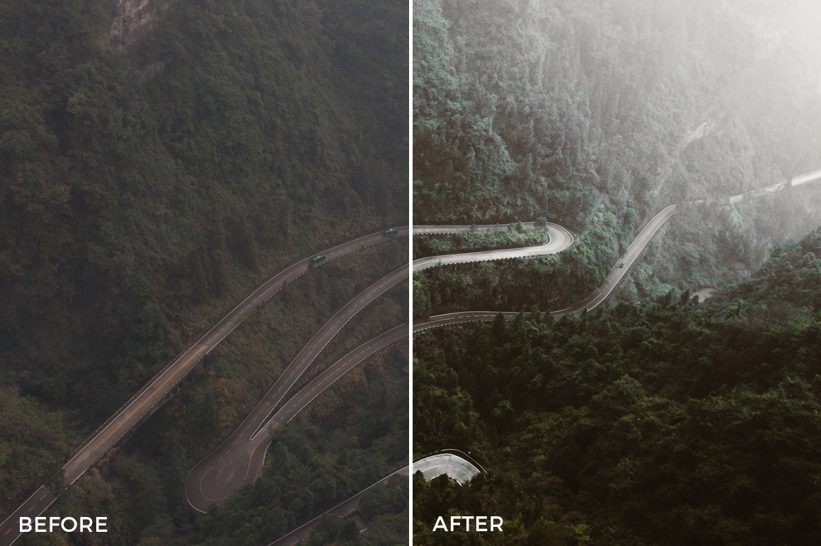 4 Adam Bakay Lightroom Presets - FilterGrade Marketplace