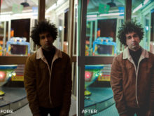 5 Emanuele Di Mare Portrait Lightroom Presets - FilterGrade Marketplace