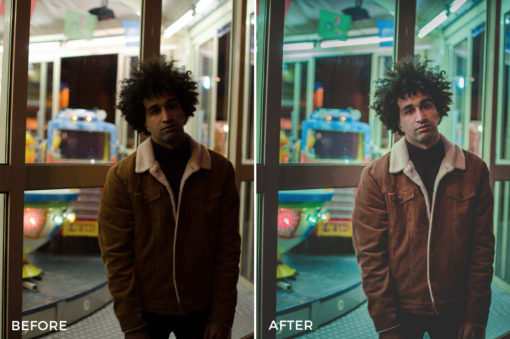 5 Emanuele Di Mare Portrait Lightroom Presets - FilterGrade Marketplace