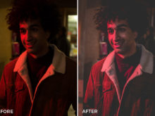 4 Emanuele Di Mare Portrait Lightroom Presets - FilterGrade Marketplace