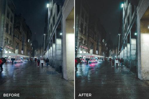 7 Emanuele Di Mare Day & Night Lightroom Presets - FilterGrade Marketplace