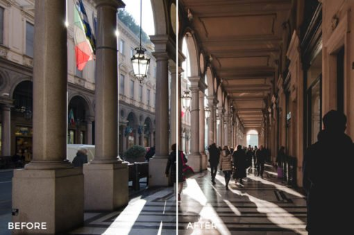 5 Emanuele Di Mare Day & Night Lightroom Presets - FilterGrade Marketplace