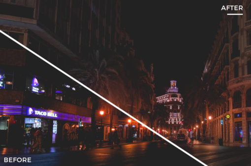 4 Emanuele Di Mare Day & Night Lightroom Presets - FilterGrade Marketplace