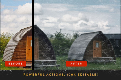 retrosupplyco photoshop actions
