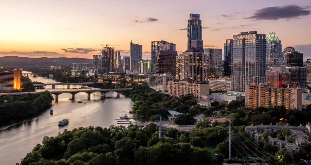 Downtown Austin Texas