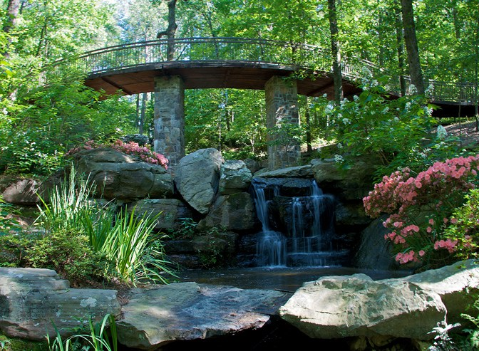 Garvan Woodland Center