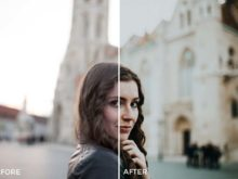 3 David Pordan One for All Lightroom Presets - FilterGrade Marketplace