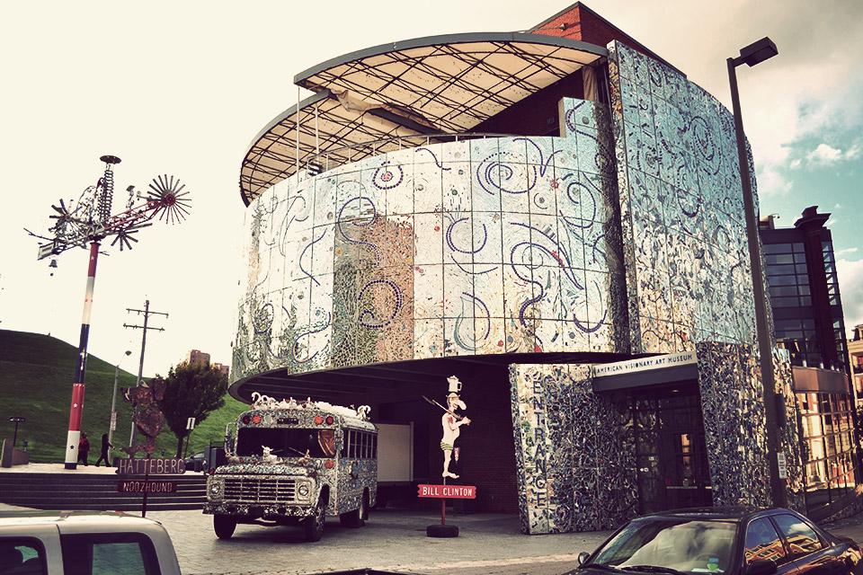 Visionary Art Museum
