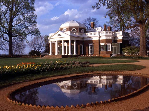 Thomas Jefferson Monticello