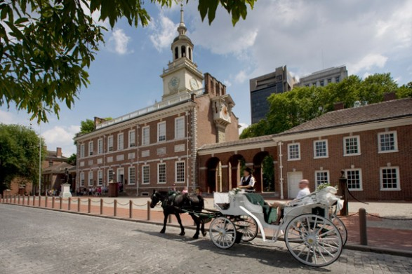 Independence Hall, Pennsylvania - FilterGrade