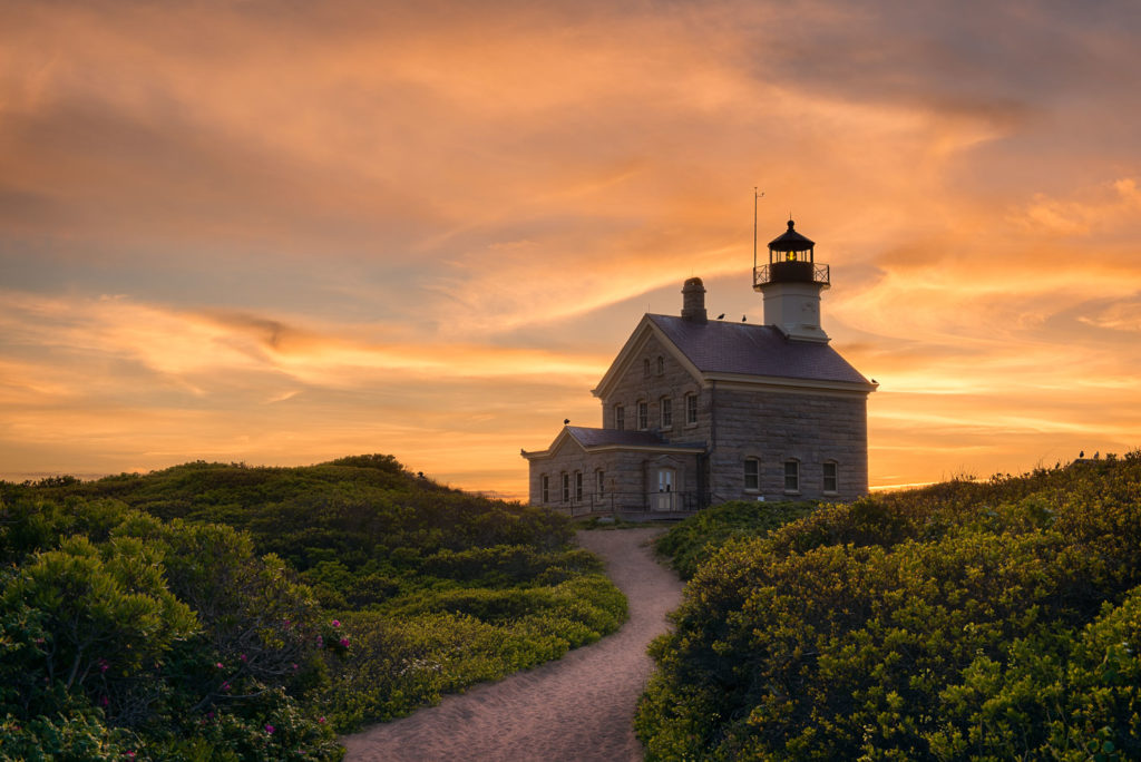 Block Island North Light, Rhode Island - FilterGrade Blog