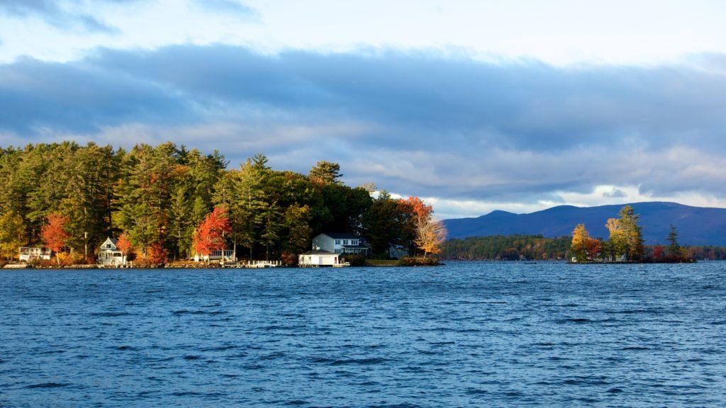 Lake Winnipesauke, New Hampshire - FilterGrade Blog