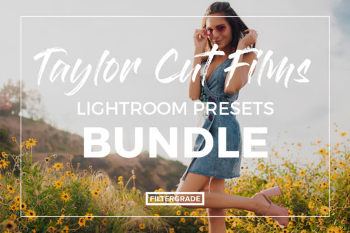 Taylor Cut Films Lightroom Presets Bundle on FilterGrade