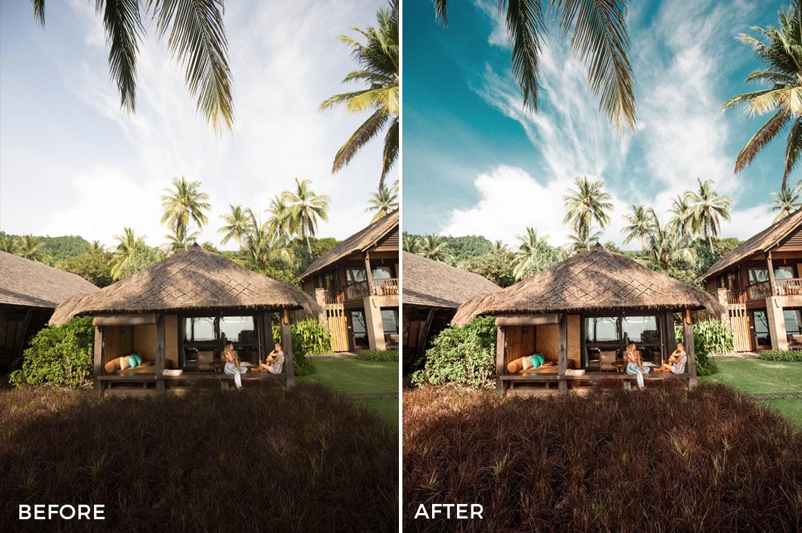 Haylsa Lightroom Presets - FilterGrade Marketplace