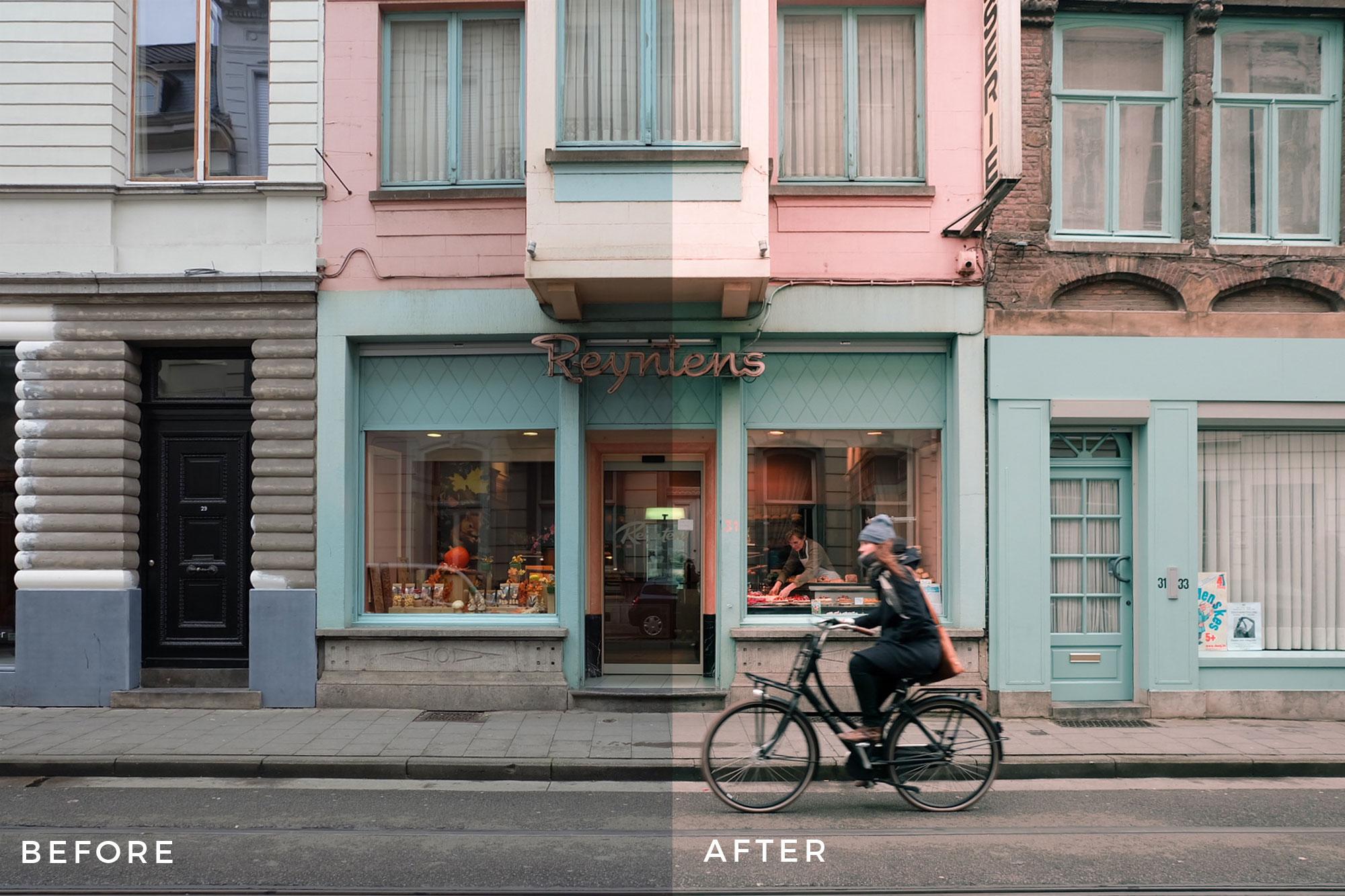 Camie Juan Lightroom Presets - FilterGrade Marketplace