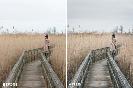 Days of Mr. Gray Lightroom Presets now available on FilterGrade Marketplace!