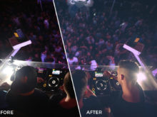 1 Francesco Sgura Party Lightroom Presets - FilterGrade Marketplace