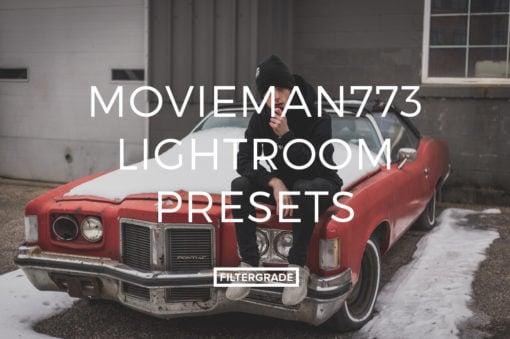 Movieman773 Lightroom Presets - FilterGrade Marketplace