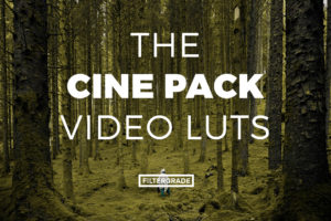 Featured The Cine Pack - FilterGrade Video Marketplace
