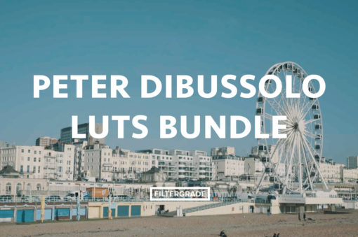 Peter Dibussolo Video LUTs - FilterGrade Video Marketplace