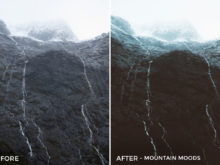6.75 Mountain Moods - Kirk Richards Lightroom Presets - @kirkjrichards - FilterGrade Digital Marketplace