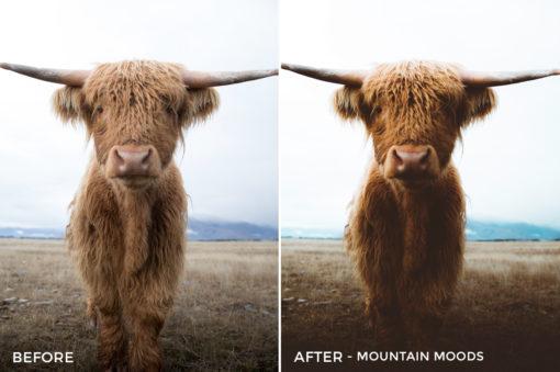 6.25 Mountain Moods - Kirk Richards Lightroom Presets - @kirkjrichards - FilterGrade Digital Marketplace