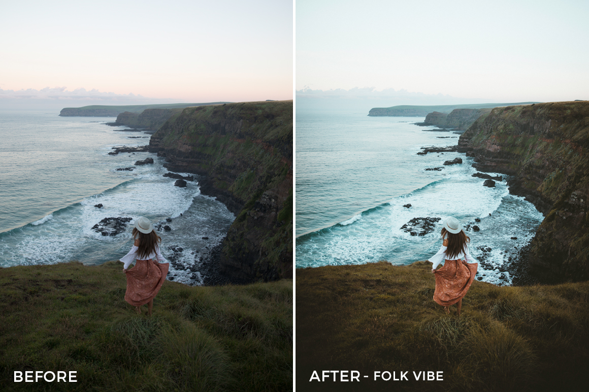 3.5 Folk Vibe - Kirk Richards Lightroom Presets - @kirkjrichards - FilterGrade Digital Marketplace