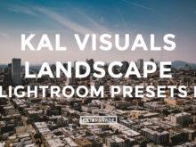 Featured - Kal Visuals Landscape Lightroom Presets I - Kyle Andrew Loftus - FilterGrade Digital Marketplace