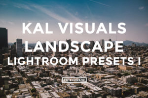 Featured - Kal Visuals Landscape Lightroom Presets I - Kyle Andrew Loftus - FilterGrade Digital Marketplace