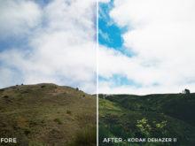 11 Kodak Dehazer II - Kal Visuals Landscape Lightroom Presets I - Kyle Andrew Loftus - FilterGrade Digital Marketplace