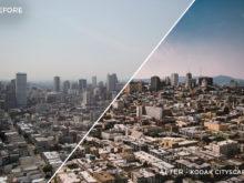 8 Kodak Cityscape II - Kal Visuals Landscape Lightroom Presets I - Kyle Andrew Loftus - FilterGrade Digital Marketplace