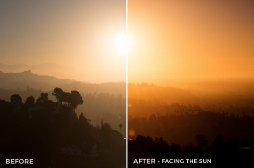 6 Facing the Sun - Kal Visuals Landscape Lightroom Presets I - Kyle Andrew Loftus - FilterGrade Digital Marketplace
