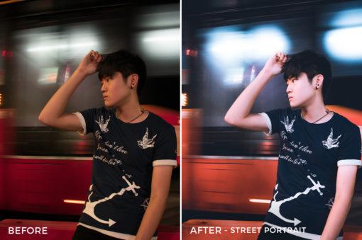 8 Street Portrait - Arvin Febry Lightroom Presets - Arvin Febry - FilterGrade Digital Marketplace