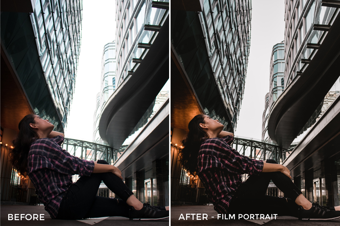 1 Film Portrait - Arvin Febry Lightroom Presets - Arvin Febry - FilterGrade Digital Marketplace