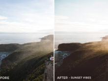 7 Sunset Vibes - Kirk Richards Lightroom Presets - @kirkjrichards - FilterGrade Digital Marketplace