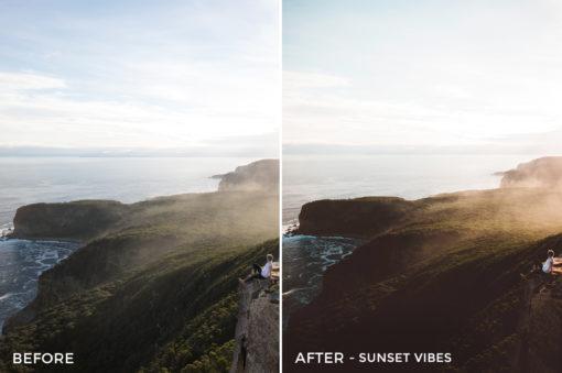 7 Sunset Vibes - Kirk Richards Lightroom Presets - @kirkjrichards - FilterGrade Digital Marketplace