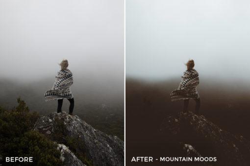 6 Mountain Moods - Kirk Richards Lightroom Presets - @kirkjrichards - FilterGrade Digital Marketplace