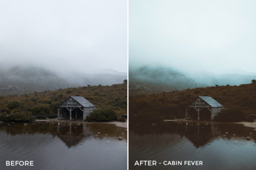 1 Cabin Fever - Kirk Richards Lightroom Presets - Kirkjphotography - FilterGrade Digital Marketplace