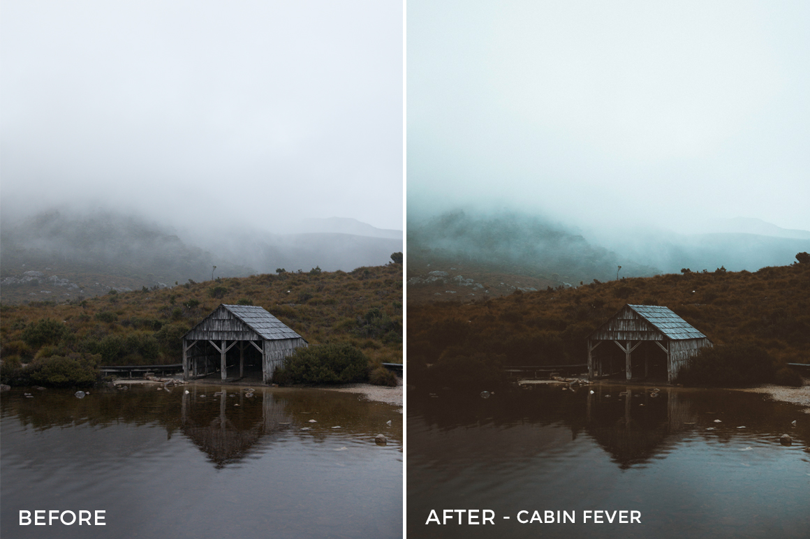 1 Cabin Fever - Kirk Richards Lightroom Presets - Kirkjphotography - FilterGrade Digital Marketplace