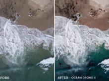 5 Ocean Drone II - Becca Ruski Lightroom Presets - Becca Ruski - FilterGrade Digital Marketplace