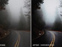 3 Darkness Fogs - Becca Ruski Lightroom Presets - Becca Ruski - FilterGrade Digital Marketplace