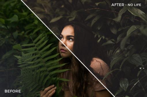 5 No Life - Beachy Vibes Lightroom Presets - Kilikai Ahuna - FilterGrade Digital Marketplace