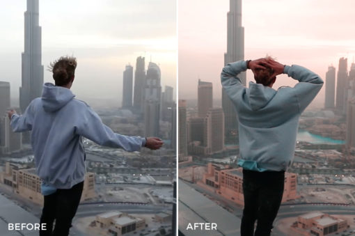 4 Arnie Watkins Video LUTs - FilterGrade Digital Marketplace