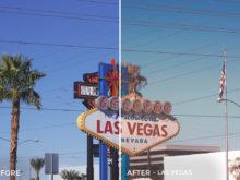 4 - Las Vegas - The Travel Series Lightroom Presets - Vesa Muhaxheri - FilterGrade Digital Marketplace